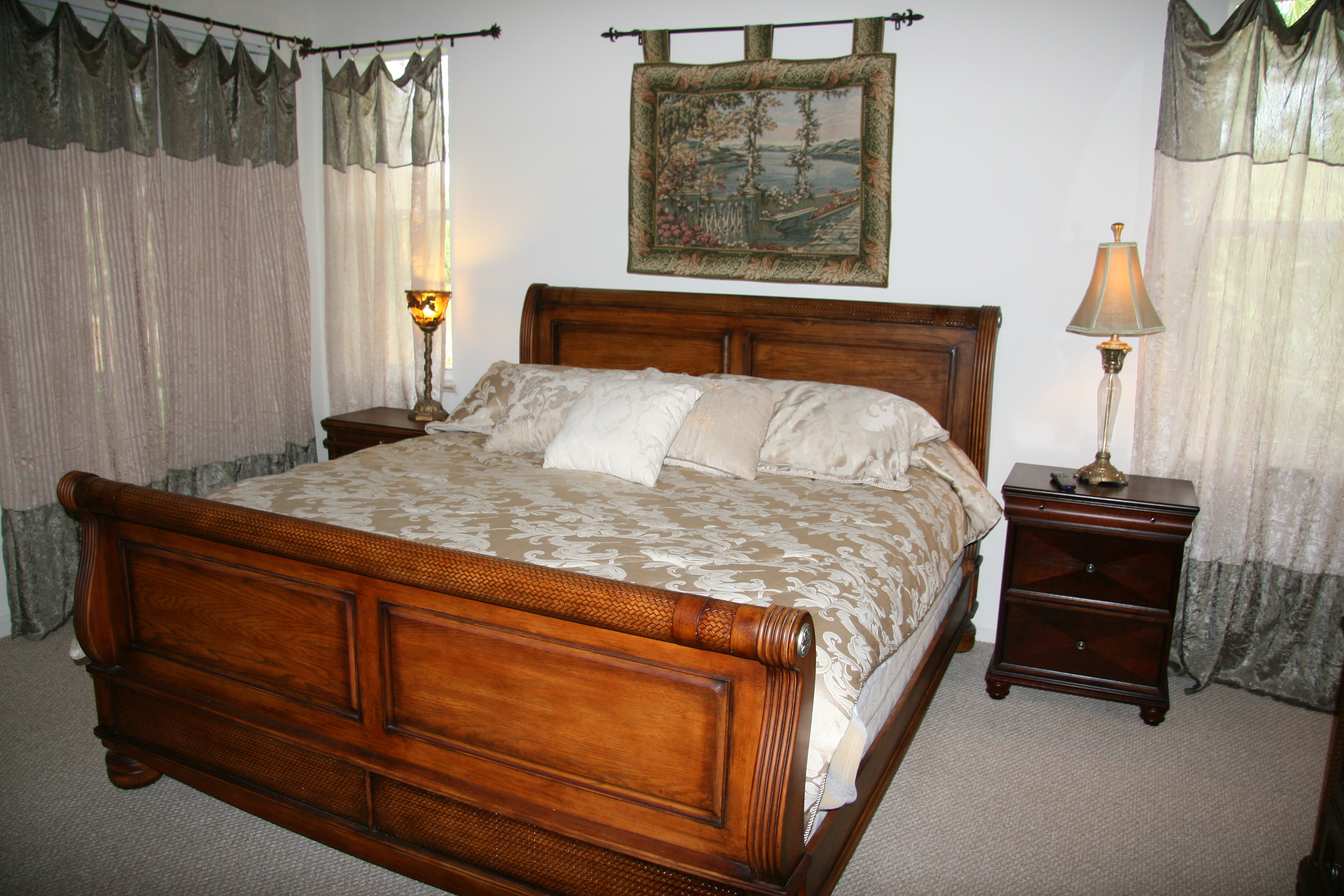 Castle Pines  Townhome Master Bedroom 2. Castle Pines Villas in Port St Lucie   Perfect Drive