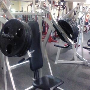 Golds gym port saint lucie